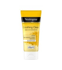Soothing Clear Oil Free Gel Moisturizer -